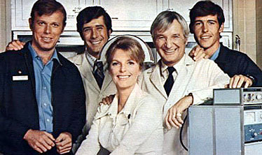 The Cast of 'Emergency!'